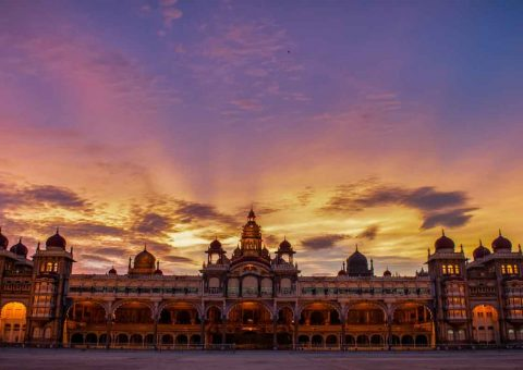 sandeshtheprince palace